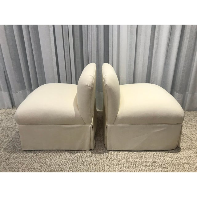 """Abstract Pearson """"Perching"""" Chairs - a Pair For Sale - Image 3 of 12"""