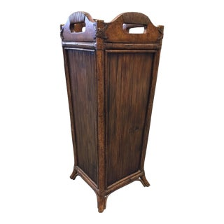 Maitland Smith Umbrella Stand For Sale