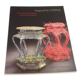 Vintage Chinese Design Furniture Book