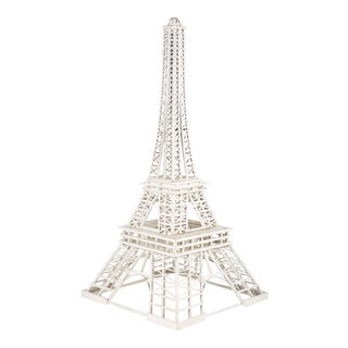 1950s Handmade Eiffel Tower Folk Art For Sale
