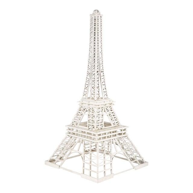 1950s Handmade Eiffel Tower Folk Art For Sale