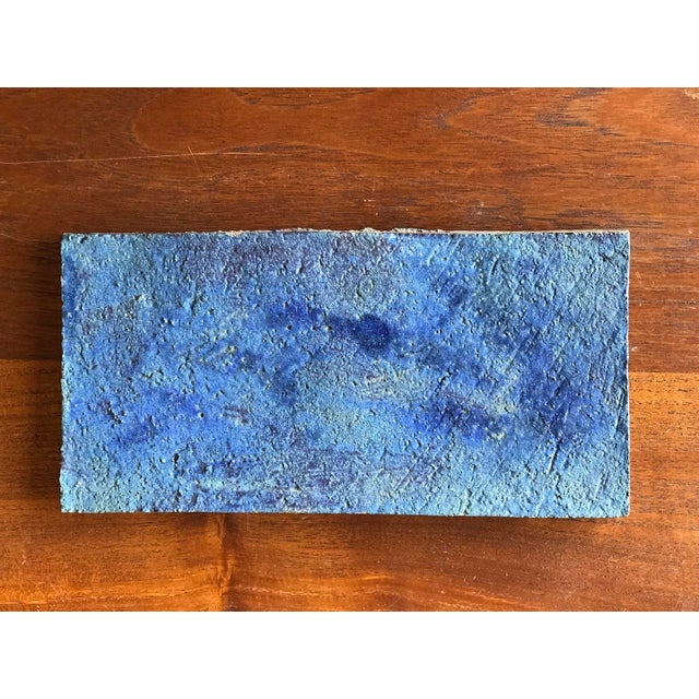 Stan Bitters Glazed Mural Tile For Sale In Sacramento - Image 6 of 6