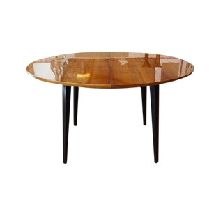 1950s Edward Wormley Dinning Table For Sale