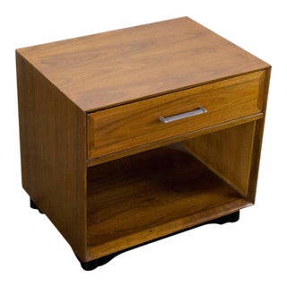 American Mid-Century Nightstand For Sale
