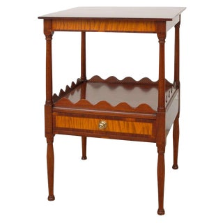 Early 19th Century Federal One-Drawer Stand For Sale