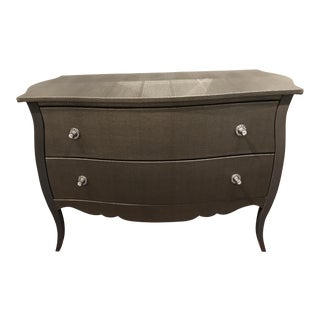 Modern French Bow Front Chest