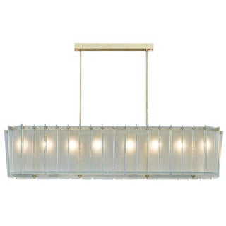 Arco Chandelier by Fabio Ltd For Sale