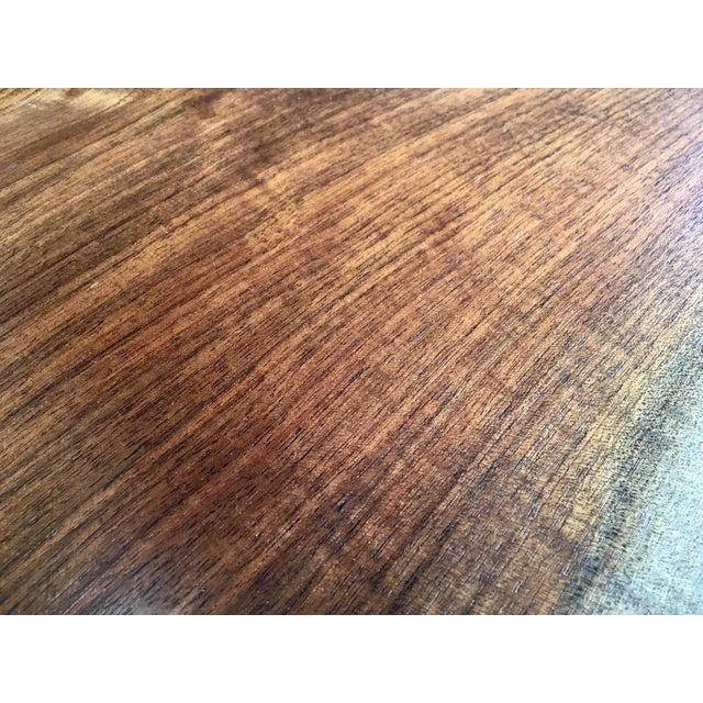 Live Edge Walnut Table Desk - Image 5 of 10
