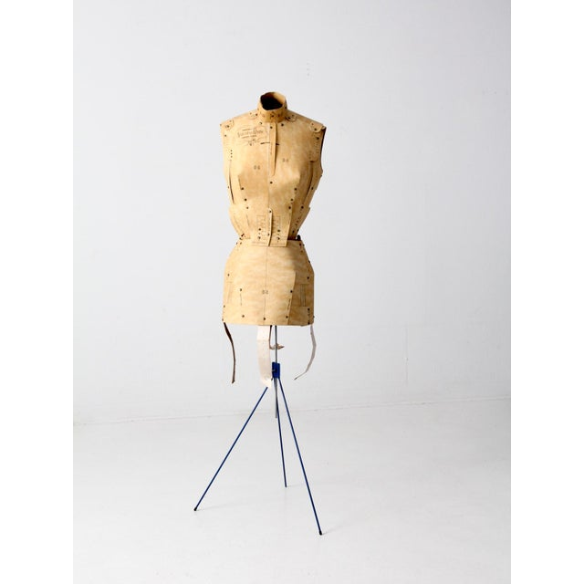 Mid-Century Adjust-O-Matic Dress Form For Sale - Image 12 of 12