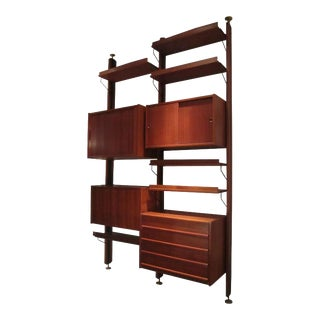 A Bookcase in the Style of Franco Albini, Italy 1950