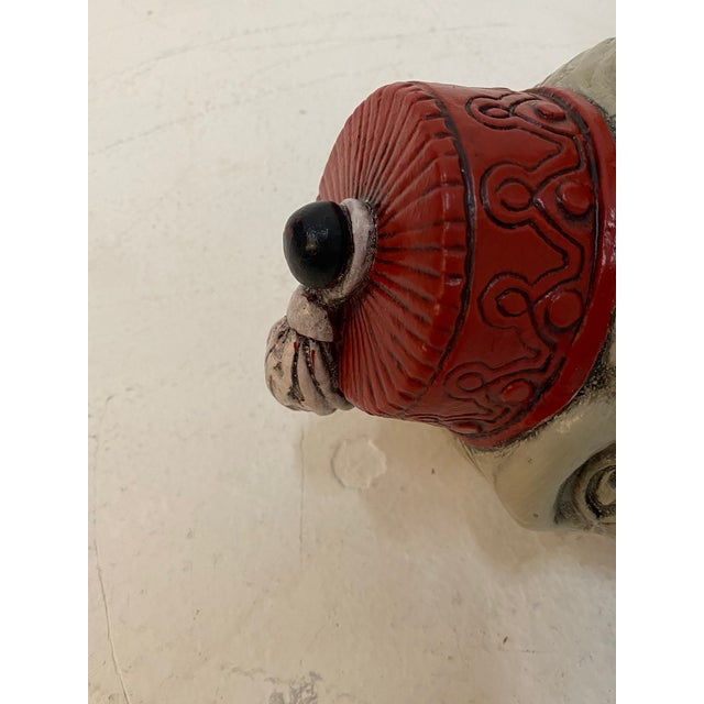 Monkey Motife End Tables Coffee Table -A Pair For Sale - Image 11 of 13