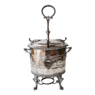 Antique English Egg Boiler