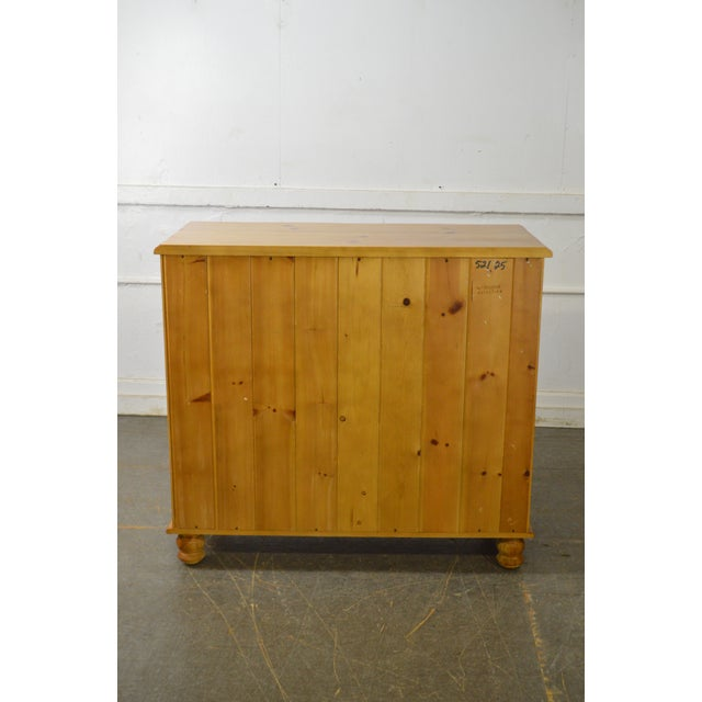 Pine Wexford Collection Country Pine 2 Over 3 Chest of Drawers For Sale - Image 7 of 13