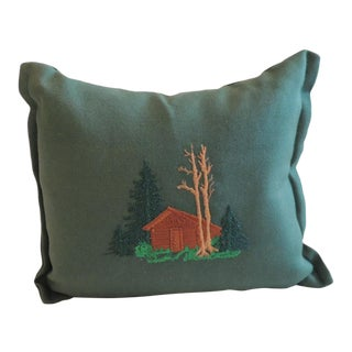 Balsam Fir Pine Needles Scented Pillow For Sale