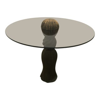 Phyllis Morris Custom Occasional Table For Sale