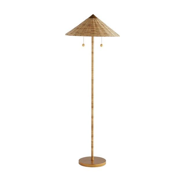 Arteriors Home Celerie Kemble for Arteriors Terrace Floor Lamp For Sale - Image 4 of 5