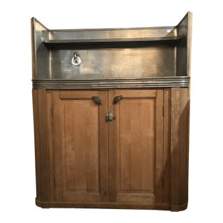 Antique French Butler's Pantry Bar