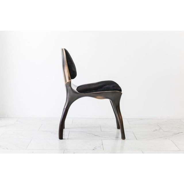 Alex Roskin Tusk Chair, Usa, 2018 For Sale - Image 4 of 13