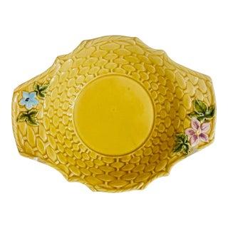 Fascience Floral Basket Trinket Dish For Sale