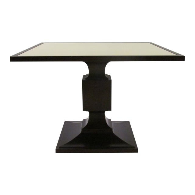 Block Dining Table by Thomas Pheasant for Baker For Sale