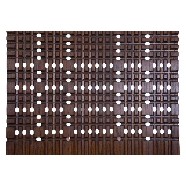 Walnut Architectural Panels For Sale - Image 4 of 6
