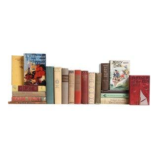 Ye Olde Harbour Nautical - Set of Twenty Nautical Books