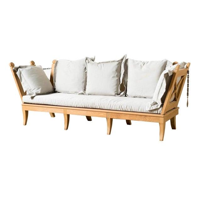 Modern Loggia Knole Sofa For Sale - Image 6 of 6