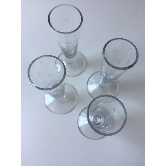 Vintage Mid-Century Shot Glasses - Set of 4 - Image 5 of 9