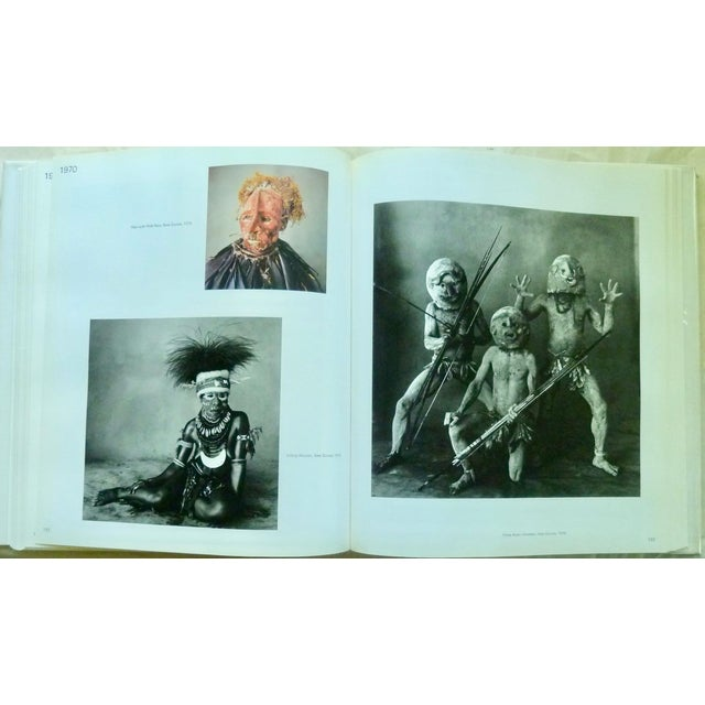 Paper 1991 Knopf Passage by Irving Penn Book For Sale - Image 7 of 9