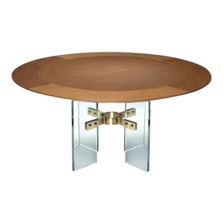 Studio Van den Akker Jules Center / Dining Table For Sale