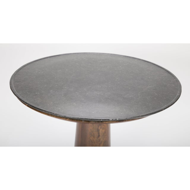 19th Century English Marble Top Center Table For Sale - Image 12 of 13