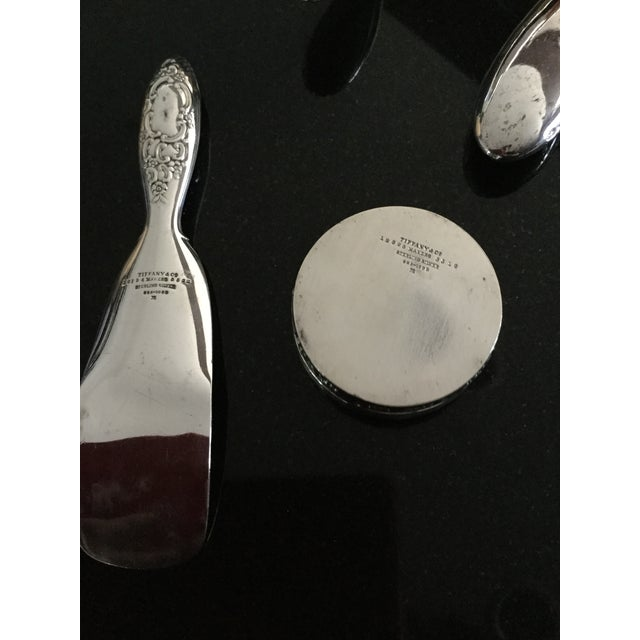 Tiffany & Co. Sterling Antique Dressing Tools - Set of 12 - Image 3 of 4