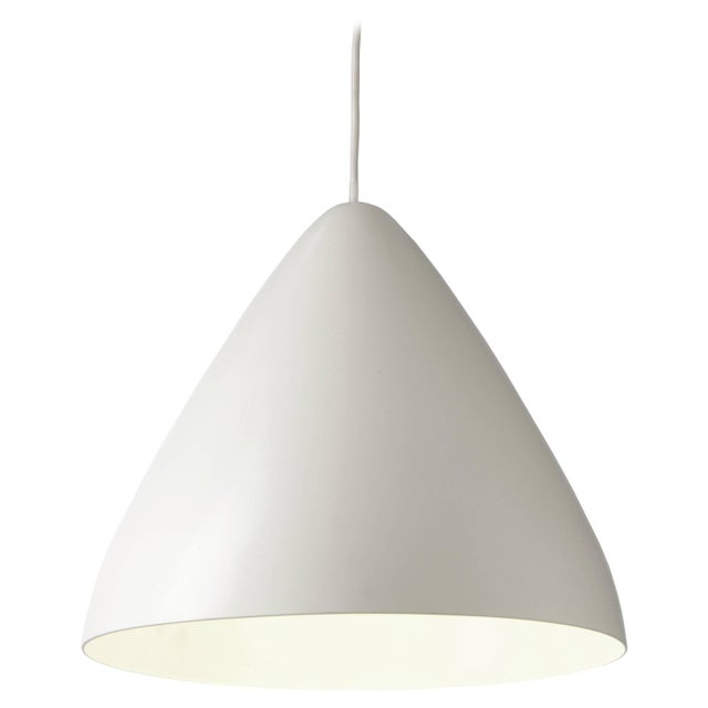 Not Yet Made - Made To Order Lisa Johansson-Pape '1957' White Pendant for Innolux Oy For Sale - Image 5 of 5