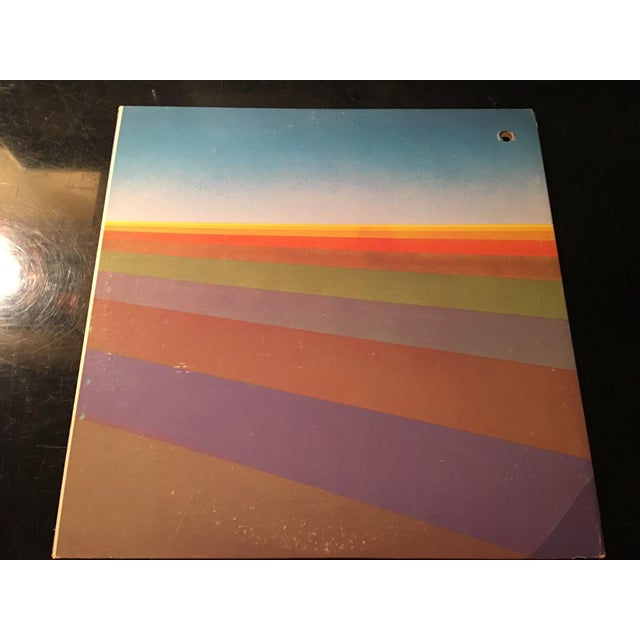 Modern Emerson,Lake and Palmer 'Tarkus' Autographed Album Cover For Sale - Image 3 of 9