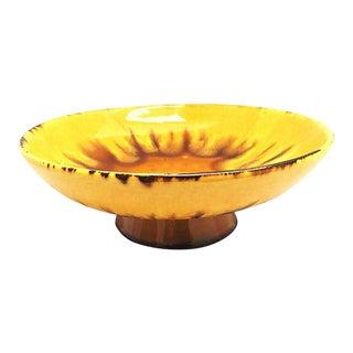 Mid-century Royal Haeger Pedestal Bowl For Sale