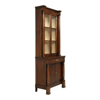 Empire Petite Bookcase, Circa Early 1800s