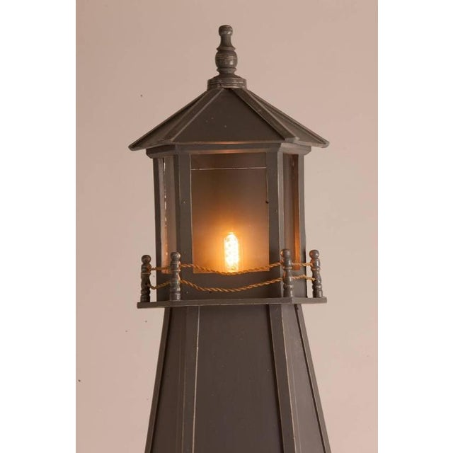 Pair of French Mid-Century Lighthouse Sconces - Image 2 of 3