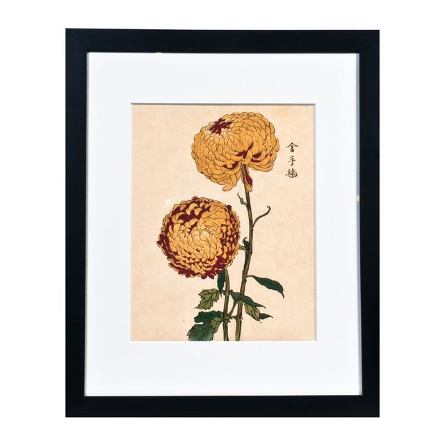 "Chrysanthemum Giclée Print Titled ""Soulful"" - Image 1 of 3"