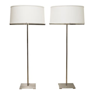 Large St. Helena Floorlamps by Boyd Lighting C.2013 For Sale