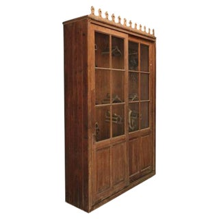 French Tack Cabinet or Bookcase
