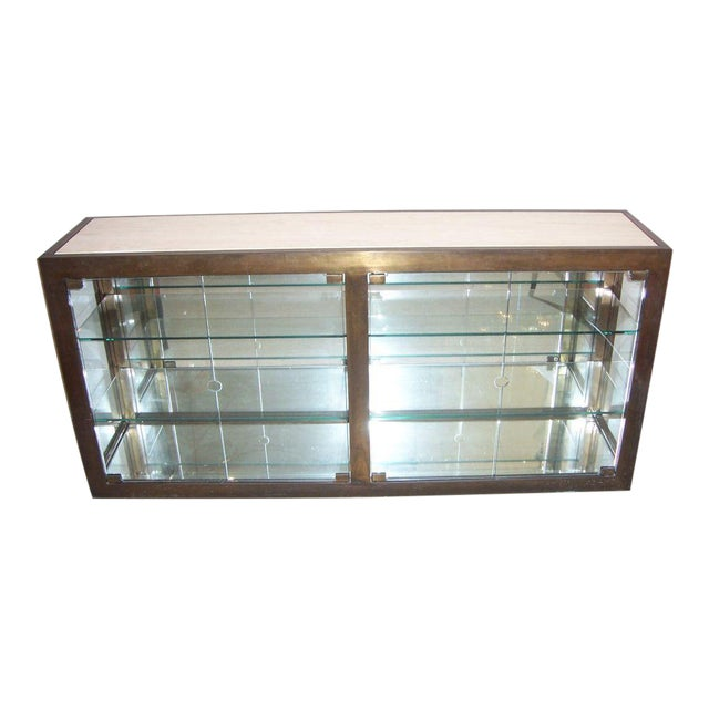 An Exceptional Vitrine/Console - Image 1 of 5