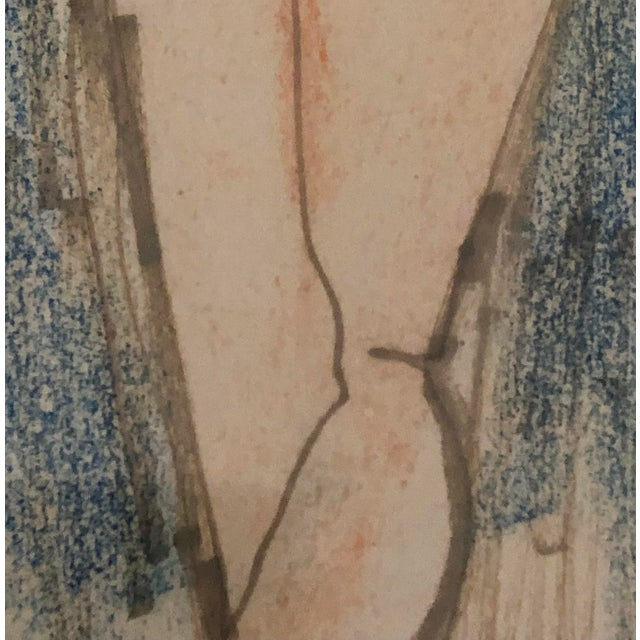 Milton Avery Milton Avery Nude Drawing For Sale - Image 4 of 13