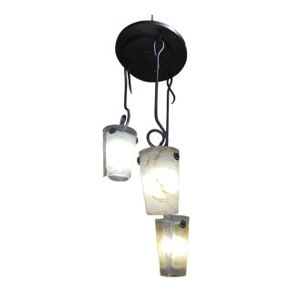 Tribecca 3 Light Pendant by Kalco