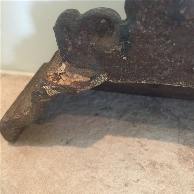Antique Iron Door Stop - Image 7 of 11
