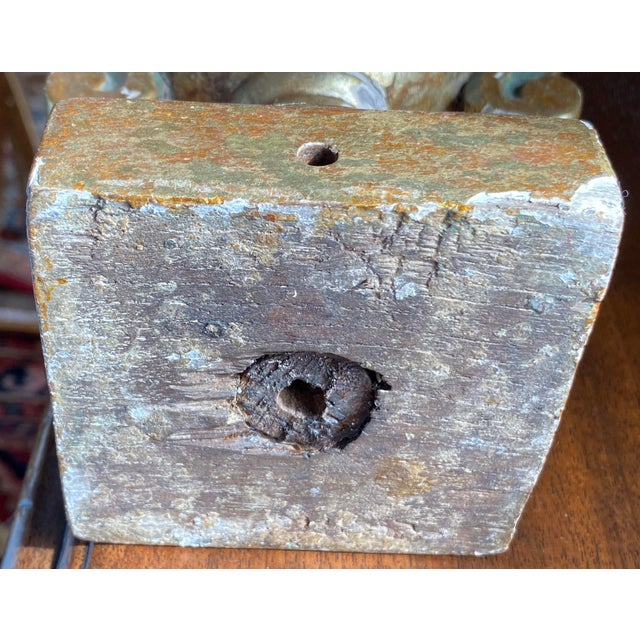 Brown 19th Century Porta Palma - a Pair For Sale - Image 8 of 9