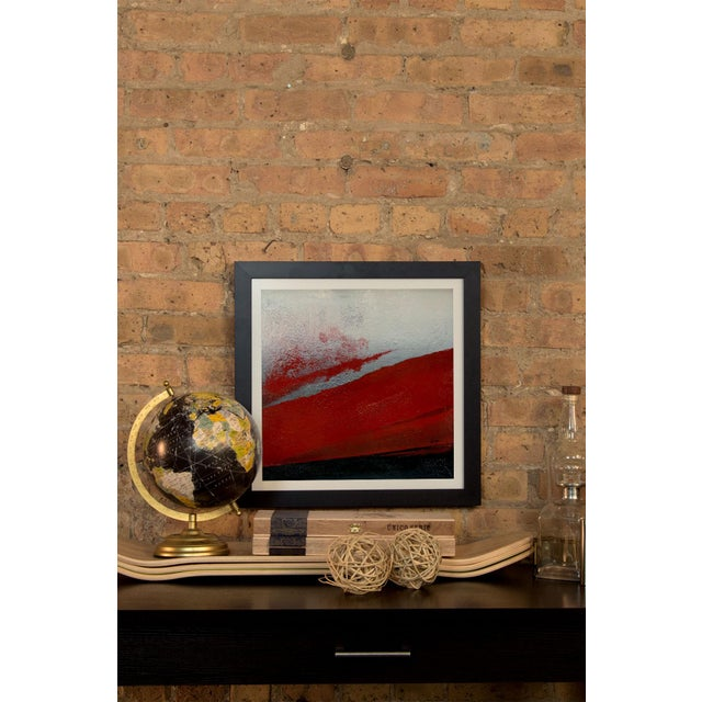 """Shades of Red"", Framed Print by Michael Goldzweig - Image 3 of 3"