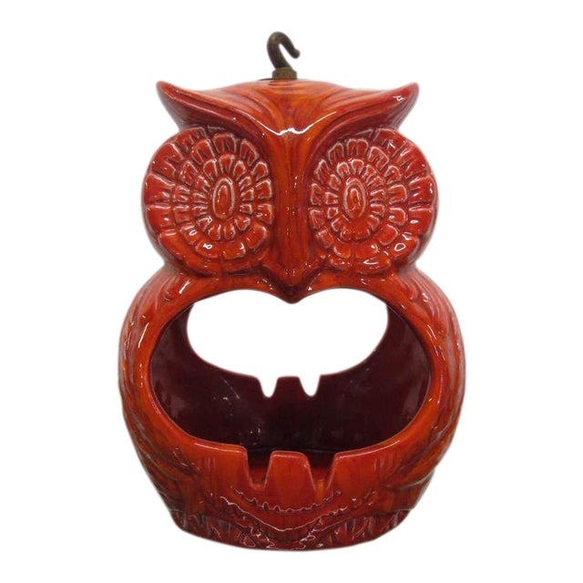 Hanging Owl Ashtray For Sale