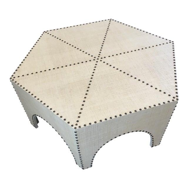Palecek Casablanca Modern Coffee Table For Sale