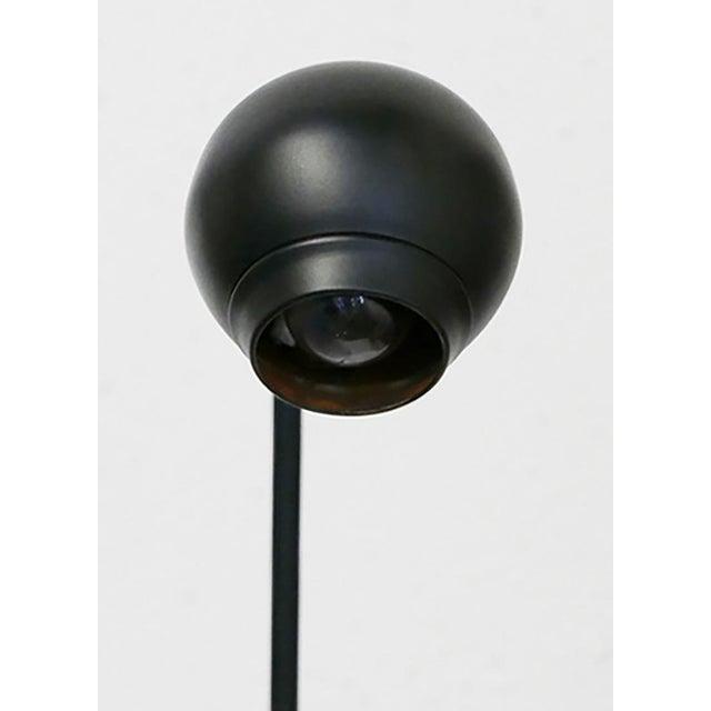 1970s Robert Sonneman Orbiter Eyeball Floor Lamp For Sale - Image 5 of 6