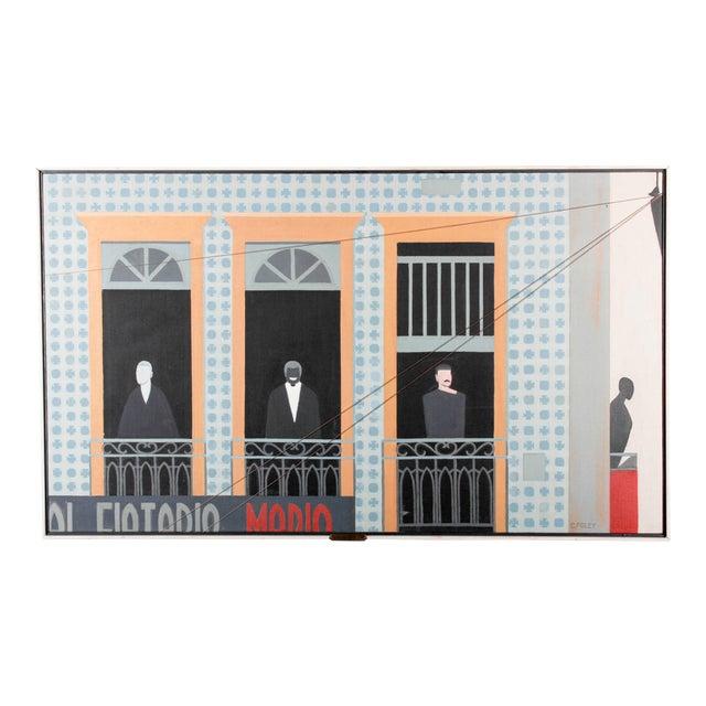 "Cornelia Foley (American, B.1909, D. 2010) ""Mannequins"" For Sale"